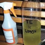 El Uso Del Te De Limon Como Repelente Para Gallos De Pelea